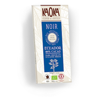 Tableta de chocolate Kaoka 80%