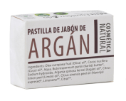 Pastilla de jabón de Argán