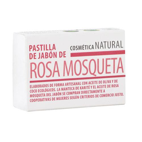 Pastilla de jabón de Rosa Mosqueta