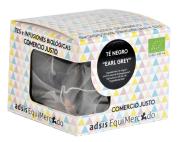 """Caja de té negro """"earl grey"""" con pirámides (contiene 15 uds)"""