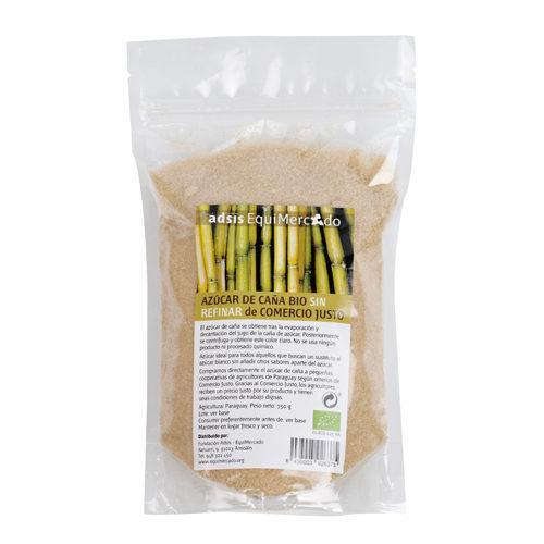 Bolsa de azúcar de caña sin refinar calidad white
