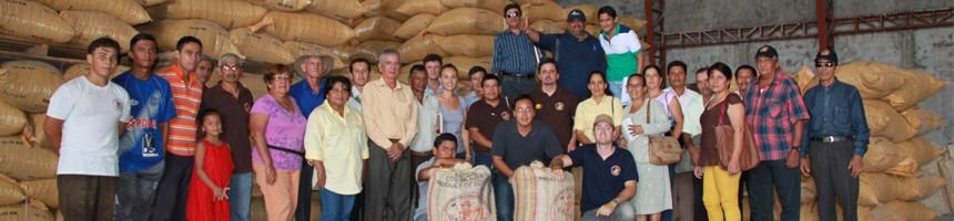 Productores de cacao de Ecuador