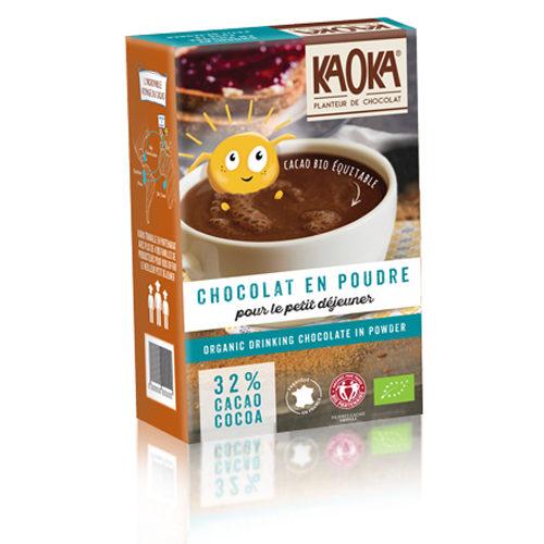 Caja de cacao soluble Kaoka